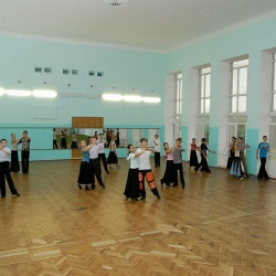 Small ballet hall