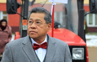 Landowners of Malaysia are interested in «BELARUS» machinery