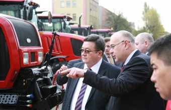 Minister of Agriculture and Land Reclamation of Kyrgyzstan visited MTW