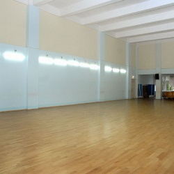 Large ballet hall