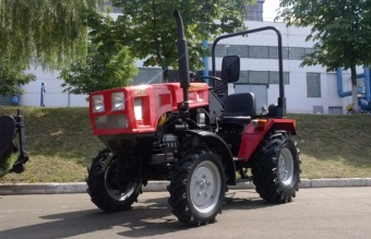 "Bobruisk tractors ""Belarus"" were shipped to West Africa"